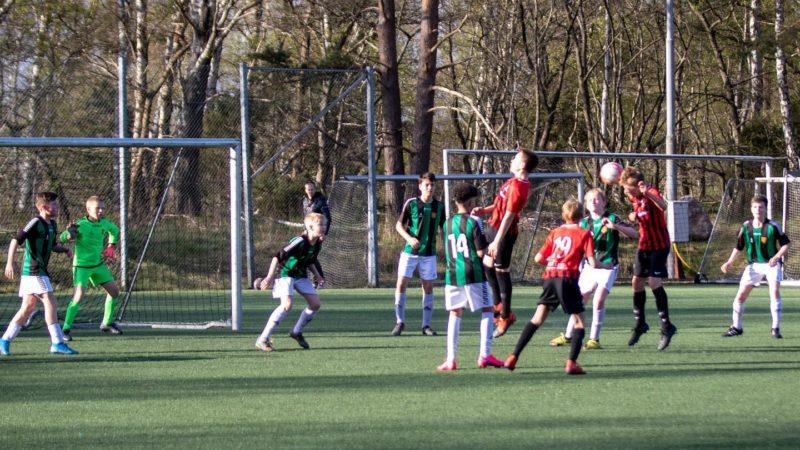 """GAIS P07 förlorade med uddamålet mot starka Kärra Dragons FC: """"Visste att det nog är det tuffaste 07-laget att möta i GBG just nu"""""""