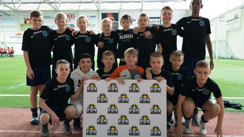 """Nystartade Maj FC fortsätter övertyga i 07-kullen: """"Tror vi kan gå obesegrade genom Sanktan"""""""