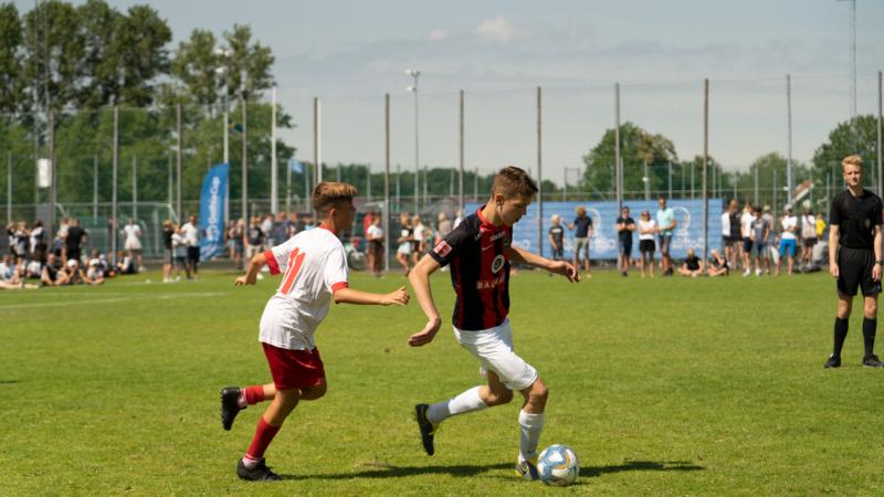 Brommapojkarnas backtalang Philip Rolke: Att vinna Gothia Cup och hålla nollan var speciellt